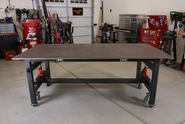 Welding Table For Sale >> The Gribble Welding Table